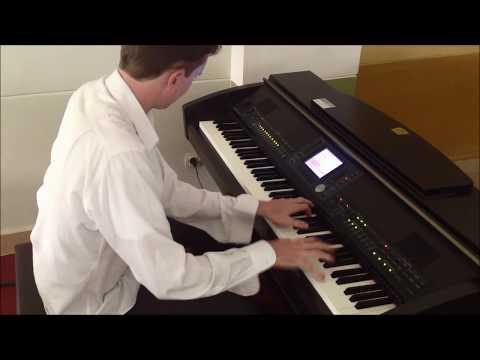 A Whole New World  Disney Aladdin  Piano Solo