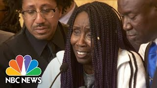 Stephon Clark's Grandmother:  'I Just Want Justice For My Grandson' | NBC News