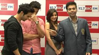 Varun Dhawan Promotes His Movie Student Of The Year - Latest Movie Promotion