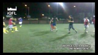 BF IQFL FINAL - FOOTBALL LEAGUE (BAITUL FUTUH, LONDON)