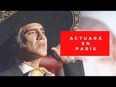 Download  Alejandro Fernández cumple un sueño tras otro: actuará en París Gratis, download lagu terbaru