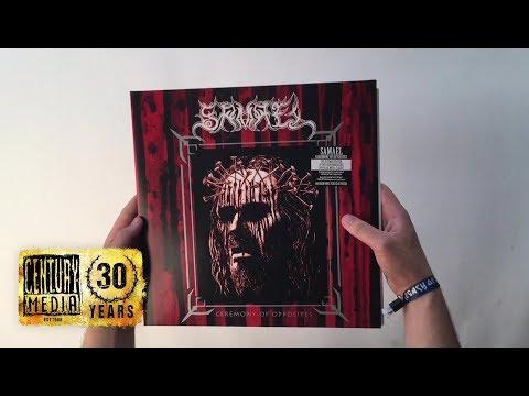 SAMAEL - Ceremony Of Opposites (Vinyl Unboxing)