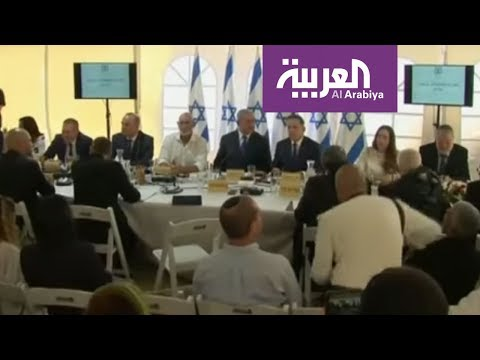 الحكومة الفلسطينية تجتمع في الأغوار احتجاجا على قرار ضمها لإ  - 22:54-2019 / 9 / 16