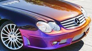 видео Покраска авто в автосервисе - виды красок