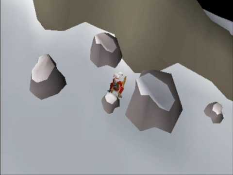 Runescape - How To Do The Sled Glitch! :D