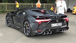 780HP Fenyr SuperSport Exhaust Sound! - 3.8 Twin Turbo Flat-Six Engine by Ruf Automobile!
