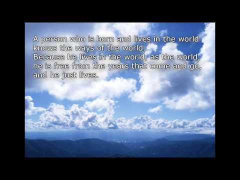 """Maum Meditation Europe - Teacher Woo Myung """"The world of the master; The world without death"""""""