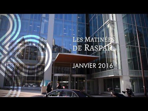 Retour sur Les Matinées de Raspail 2016