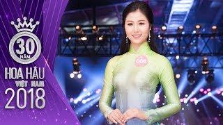 Cô gái từng làm phụ hồ lọt chung kết Hoa hậu Việt Nam 2018 - Đồng Hành Hoa Hậu Việt Nam 2018 Tập #13