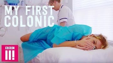My First Colonic Irrigation Hydrotherapy: Hayley Pearce