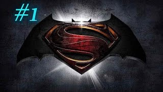 Batman v Superman Site Fragman#1 (sesli ve amblemli)