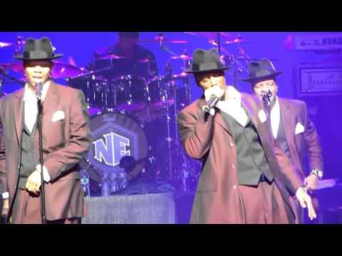 "New Edition: ""Can You Stand the Rain"" - NJPAC Newark, NJ 2/19/12"