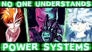 Top 10 Power Systems in Anime [700k Special]