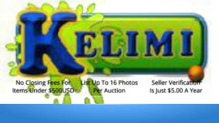 Come sell on kelimi.com