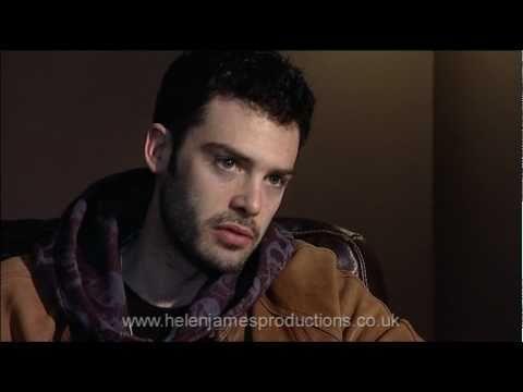 David Leon interview, playing 'Joe Ashworth' in ITV drama 'Vera'