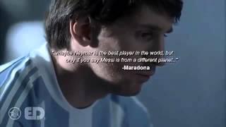 Neymar JR ws Leo Messi ● Born To Die - |HD| 2014-2015