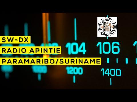 Radio Apintie - Paramaribo/Suriname