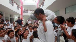 La Educación de Ecuador con Rafael Correa