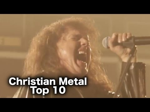 Top 10 Melodic Voices of Christian Metal