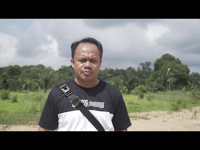 Pemanfaatan Lahan Pascatambang KPC Untuk Peternakan Ayam Petelur.