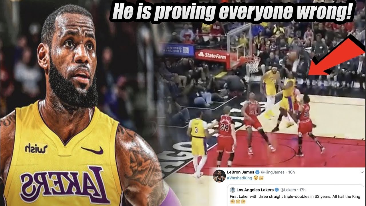 The TRUTH About LeBron James and The Los Angeles Lakers! (Ft. LeBron James Highlights)