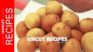 ☑️ Sweet Potato Balls Recipe | Uncut Recipes