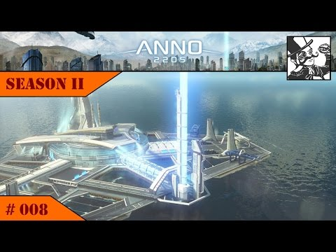 Anno 2205: SII #008 Solving world's energy needs!