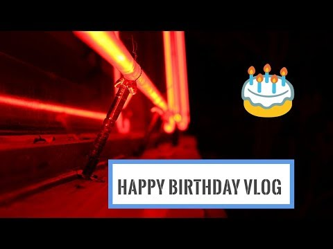 My 2 Brother's Birthday Vlog