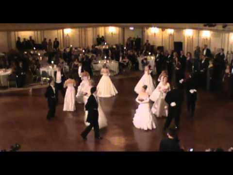 5e2eec9188a UMANA Chicago Debutante Ball 2013  Debutantes and Escorts Waltz ...