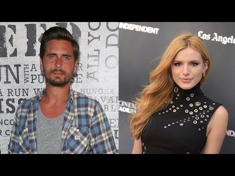 Bella Thorne Says Cannes 'Isn't For Me' After Scott Disick Spotted With Ex Chloe Bartoli