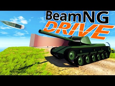 BeamNG Drive Gameplay Crashes & Mods