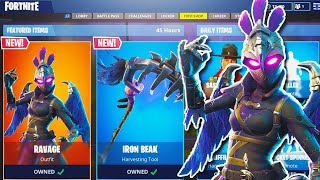 *NEW* RAVAGE SKIN GAMEPLAY in Fortnite! - NEW Fortnite UPDATE! (Fortnite Battle Royale)