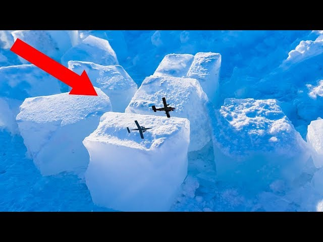 What's Going On In Frozen Places?!