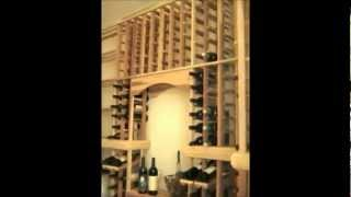 Rustic Pine Series Wine Racks: An Overview
