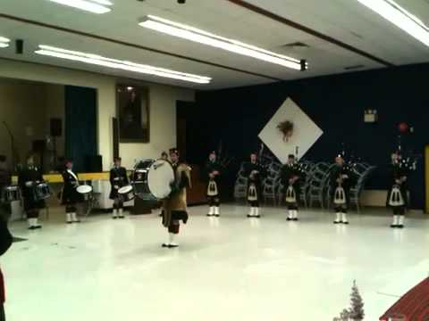 Canadian Scottish Association Pipe Band part 2
