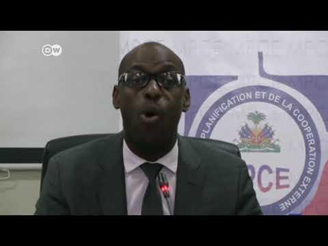 Oxfam suspendida en Haití