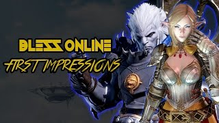 Bless Online | First Impressions & Early Game Review(I know it's late but here is my Bless Online first impressions and early game review. Is it worth playing?, 2016-09-08T21:00:01.000Z)