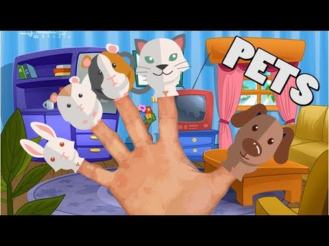 finger-family-song-pets-dog-cats-nursery-rhyme-song-for-children-kids-toddlers-daddy-finger