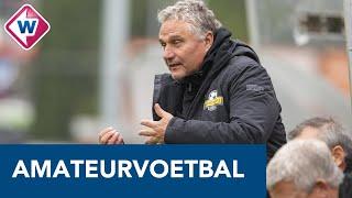 Verdediging Rijnsburgse Boys gatenkaas tegen HHC Hardenberg: 'Zo knullig' - OMROEP WEST SPORT
