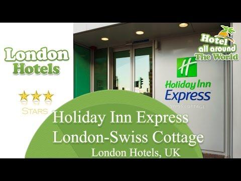 Holiday Inn Express London-Swiss Cottage - London Hotels, UK