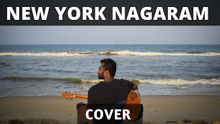 Sillunu Oru Kadhal New York Nagaram AR Rahman Cover by Ritin Samuel with lyrics.mp3