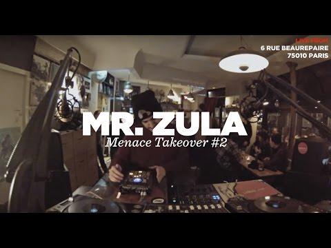 Mr. Zula • SP404 Live Set • Menace Takeover #2 • Le Mellotron