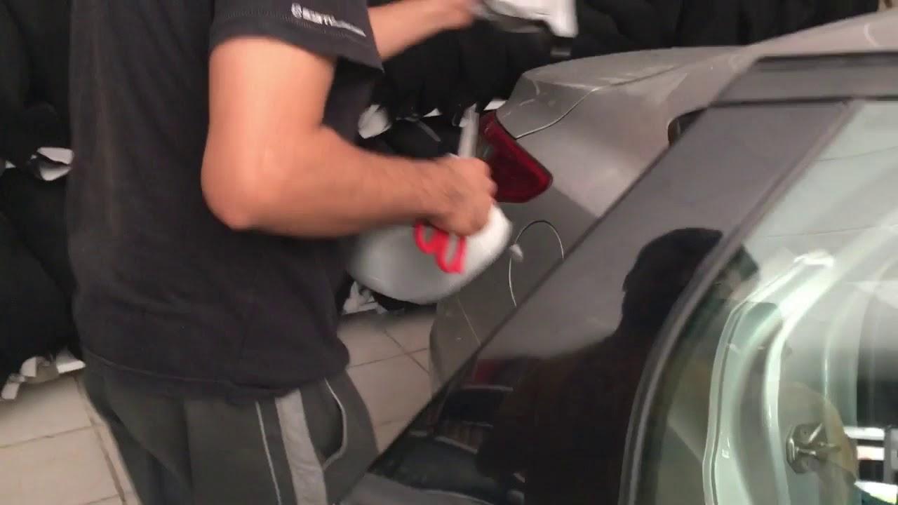 Ford Focus 3 4 Oto Koltuk Kilifi Takilmasi Montaji Videosu Youtube