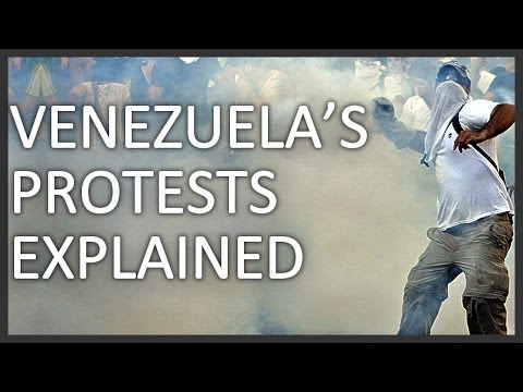 Venezuela's protests explained