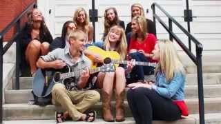 Luke Bryan - Play it Again (Official Music Video Cover) Mary Desmond Ft. Timmy Rivers