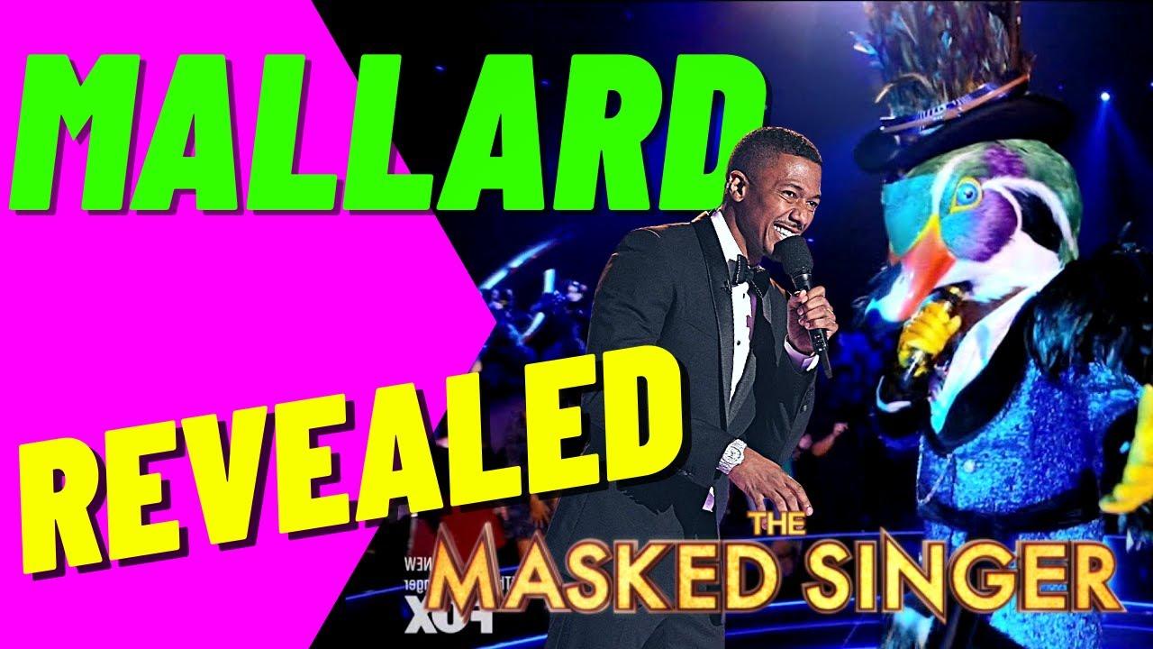 Download Mallard REVEALED As Reality Star - The Masked Singer - Season 6