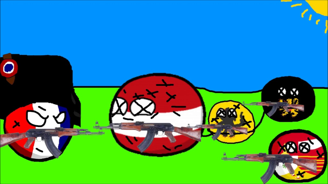 French Fries Or Belgium Fries Countryballs Youtube