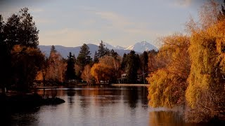 ASMR Autumn Day in Bend