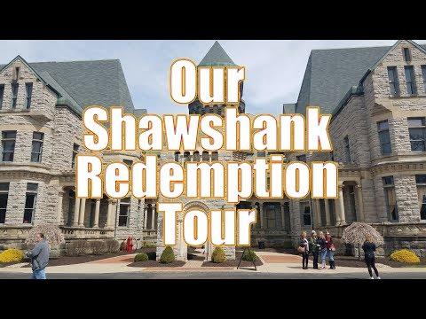 Ohio State Reformatory / Shawshank Redemption Movie