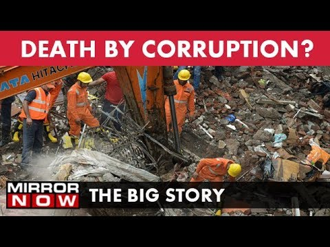 Ghatkopar collapse : Politician's greed cost them their lives I The Big Story – July 28